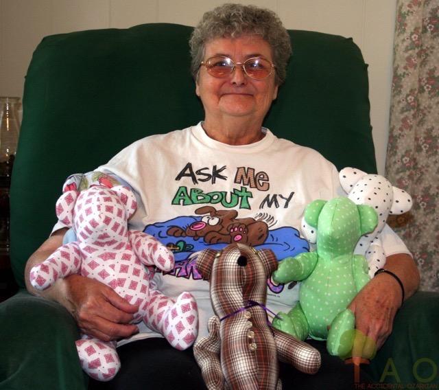 Mid Turner Saves Memories in Bears
