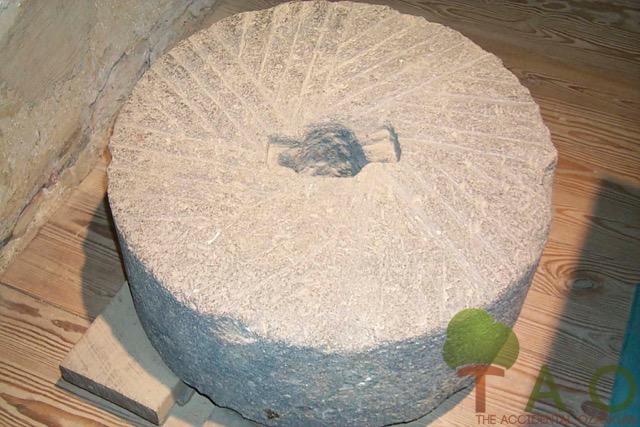 bollinger-mill-millstone