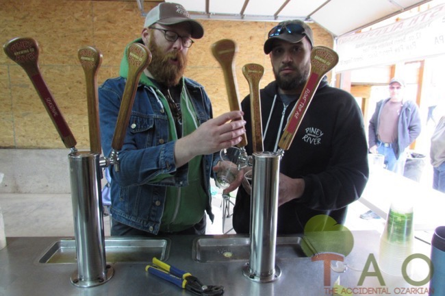 Piney River Brewing Company 5th Aleiversary