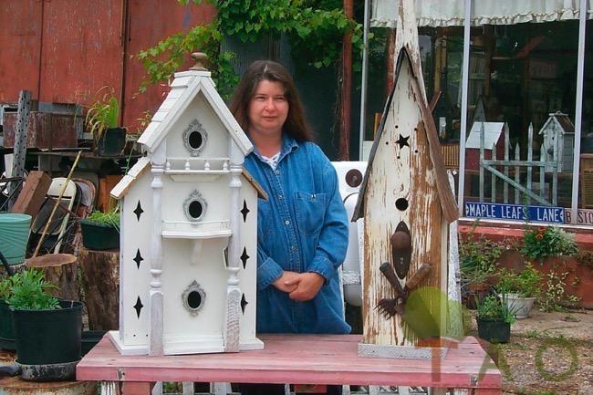Cathy Warren Turns Junque into Folk Art