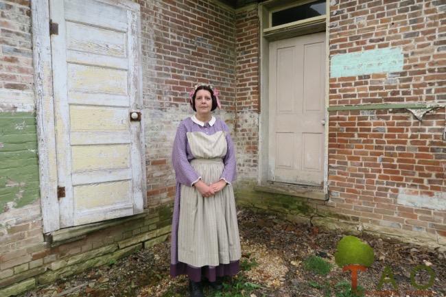 Living History Happened at the Lynch-Tweed Civil War Home Encampment