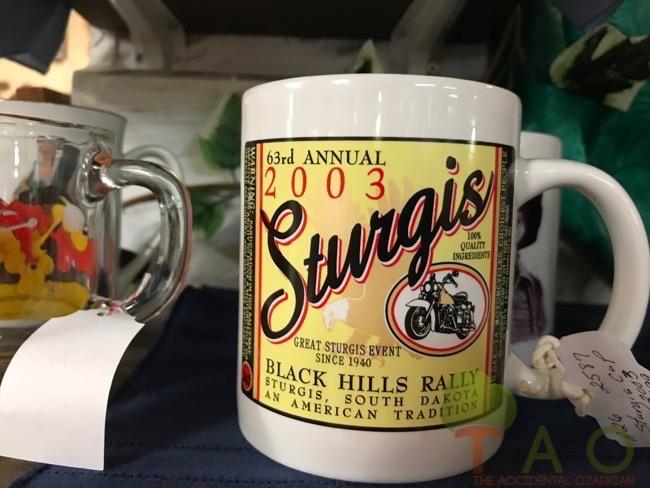 Sturgis coffee mug