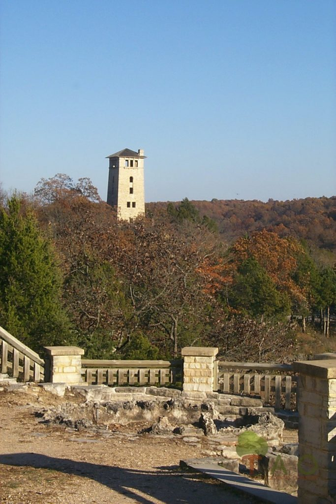 water tower Ha Ha Tonka