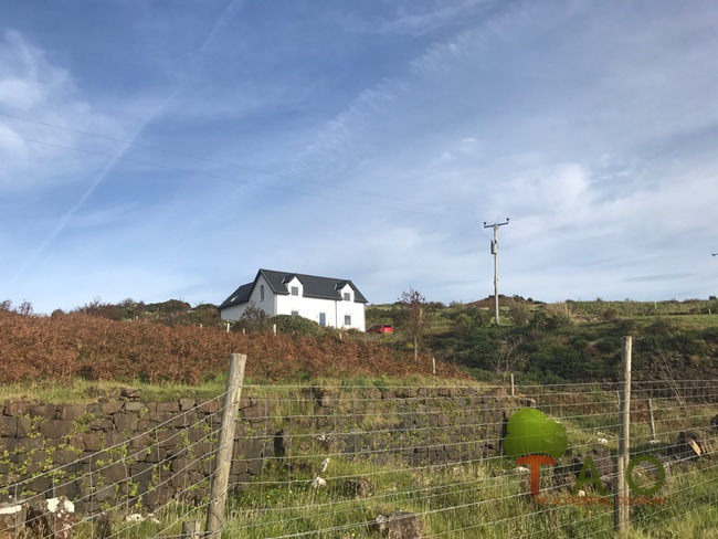 Beacarrie house Isle of skye