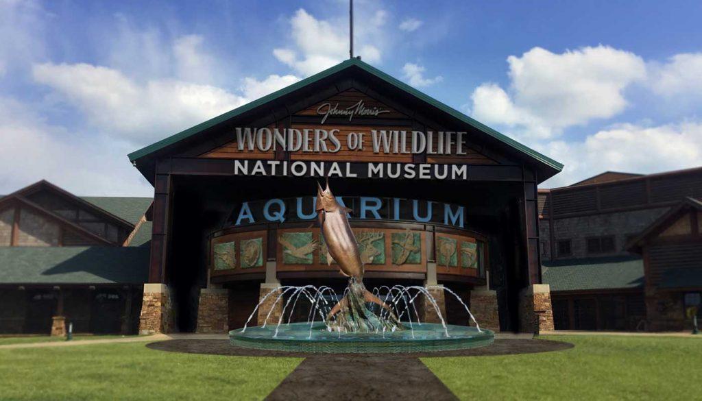 Wonders of Wildlife exterior photo