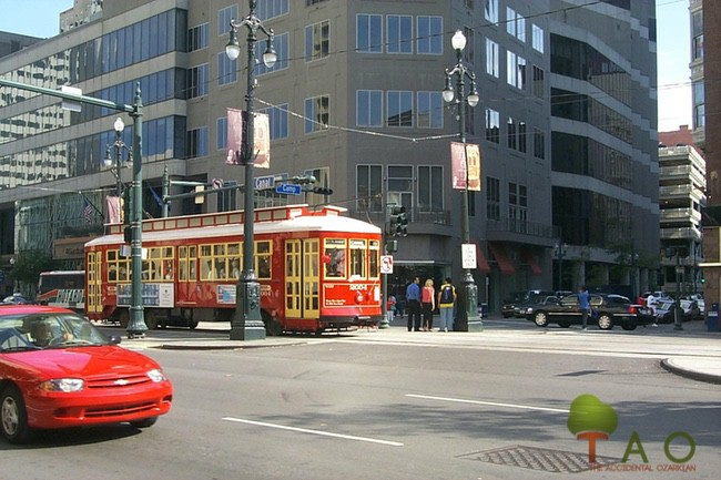streetcar of new orleans