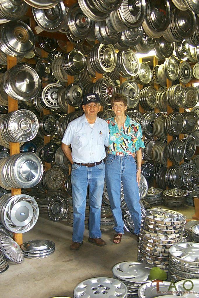 Bill and Kathy Hosman