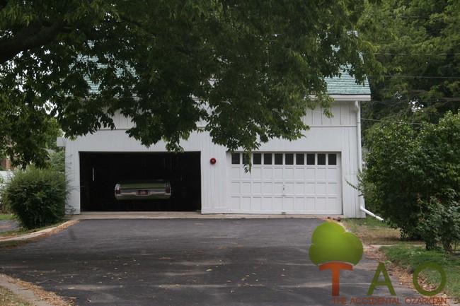 Truman's garage Independence MO