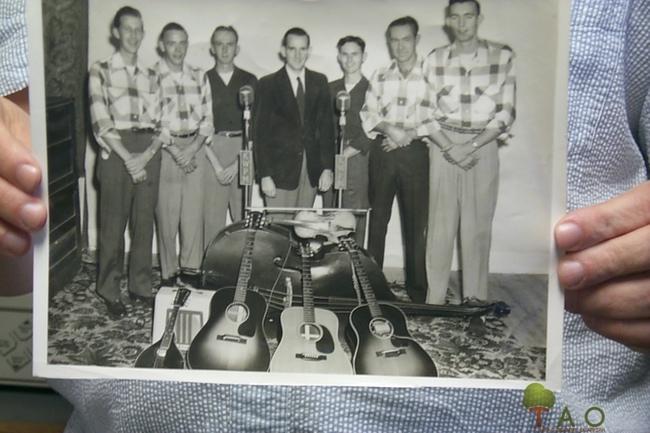 Porter Wagoner band