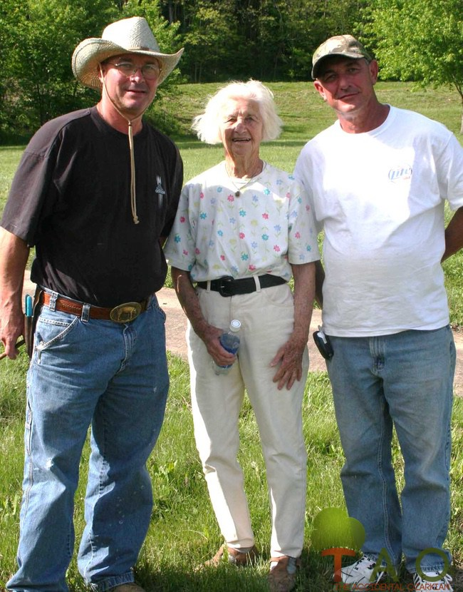 Rado, Dorothy and Soda Popp