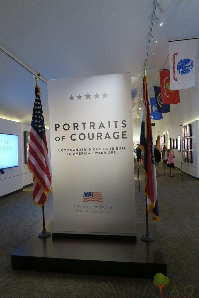 Portraits of Courage gallery Wonders of Wildlife