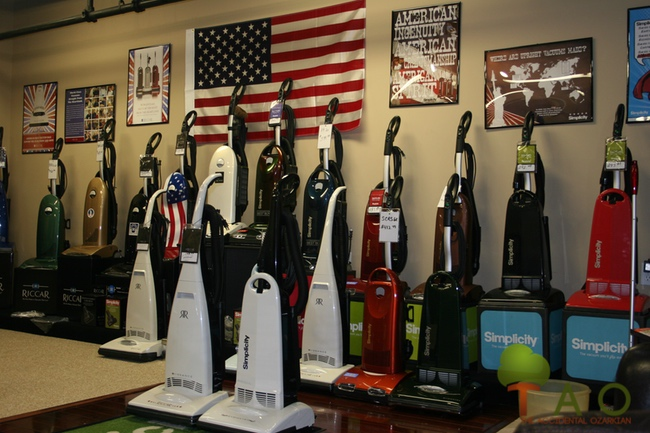 Museums of Missouri #4: The Vacuum Cleaner Museum in St. James