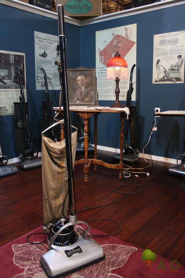 Vacuum cleaner museum
