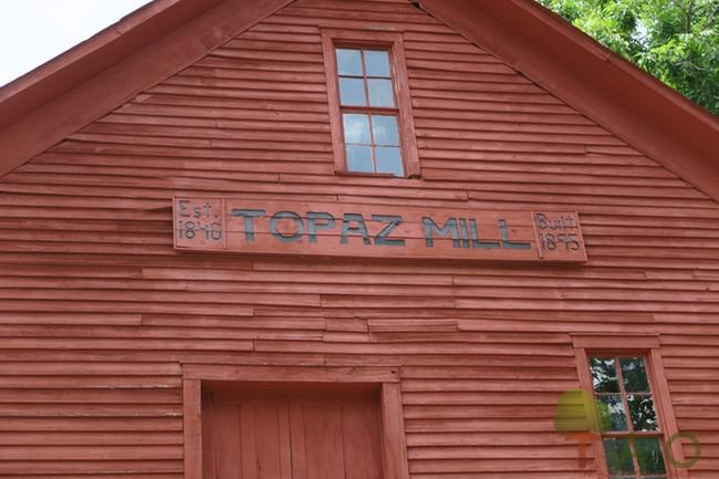 Topaz Mill 1895