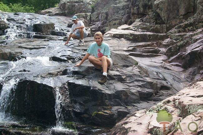 Rocky Falls Shut-Ins MO