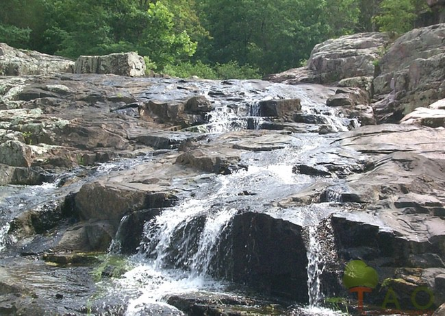 rocky falls shut-ins