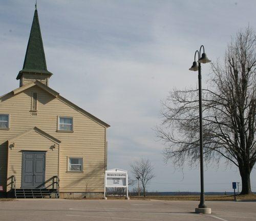 church ft leonard wood wwII