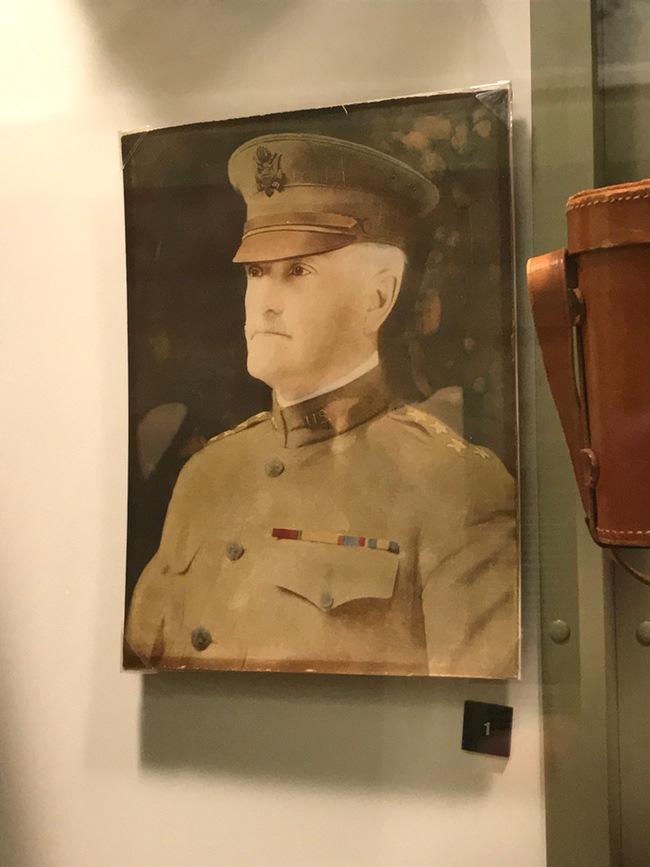Gen Pershing WW1 museum