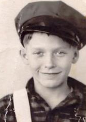 Richard Bullock boy