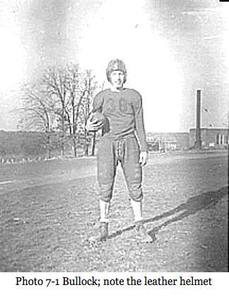 Richard Bullock football high school Missouri