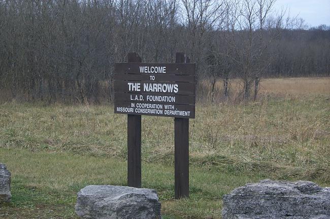 The Narrows Missouri