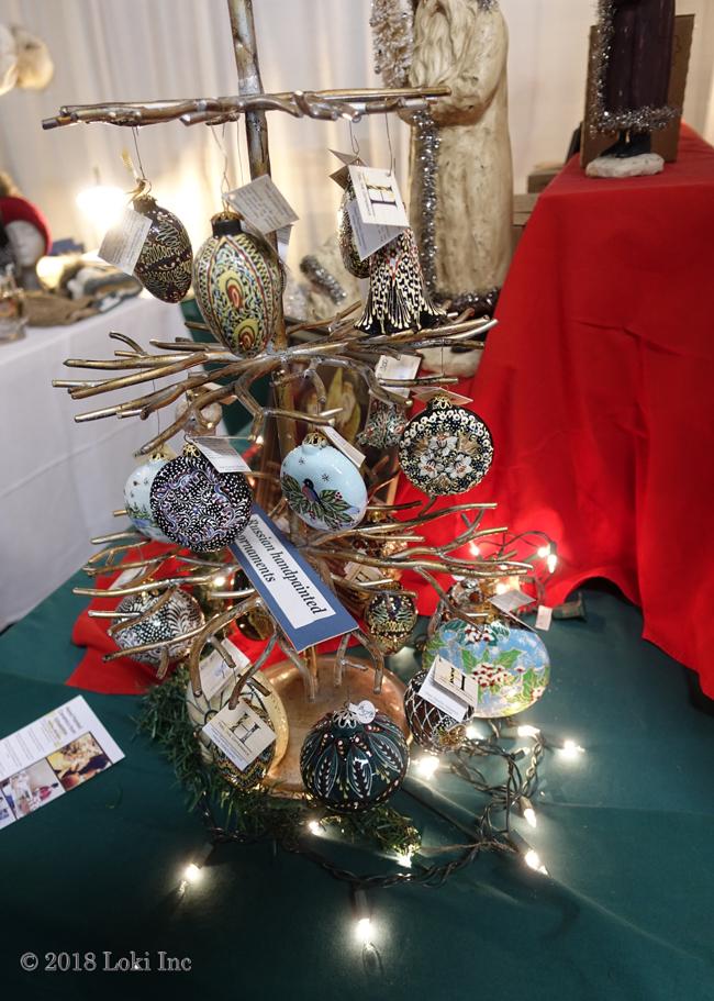 German ornaments Kirstkindl Market Hermann