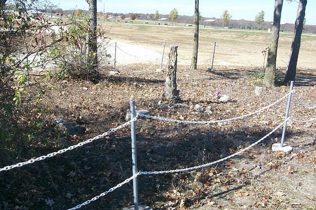 Mace Cemetery Missouri Trapshooters