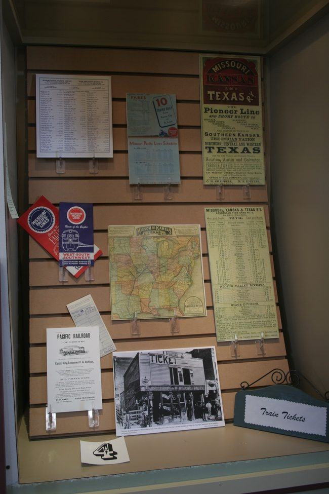 Katy Depot Sedalia Missouri