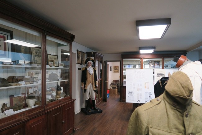 Cole Co Museum Goller Room