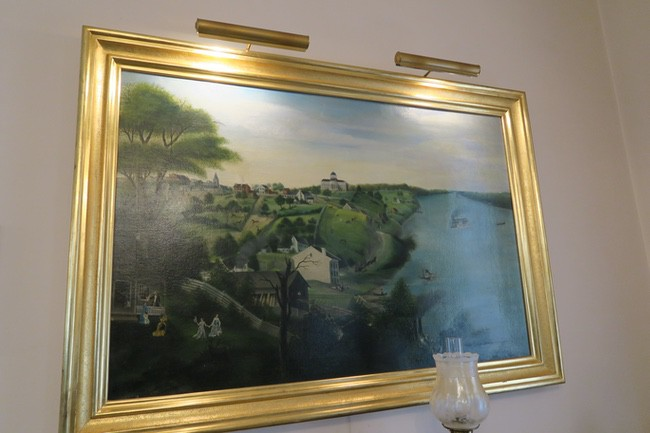 Frederick Vogler painting Cole County Historical Society Museum