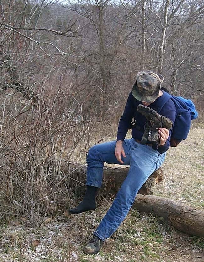 wet sox huzzah conservation area