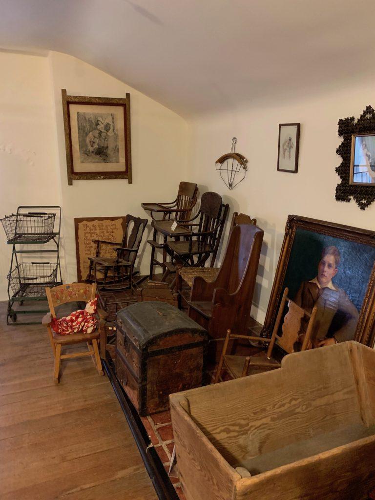grannys attic cole county historical museum
