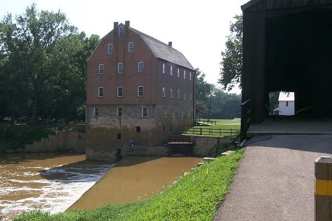 Bollinger Mill building