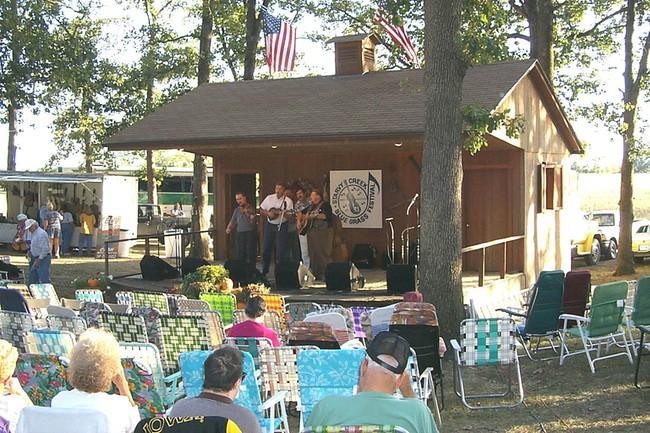 Starvy Creek Bluegrass