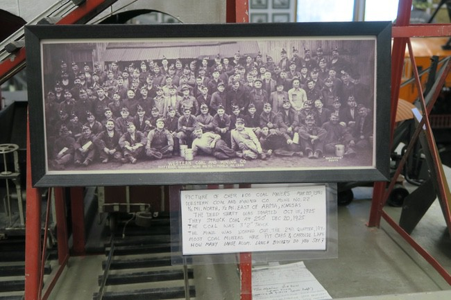 100 coal miners 1940