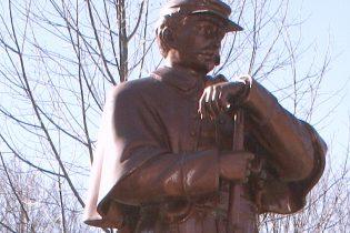 Gen Grant statue Grant's Missouri Trail