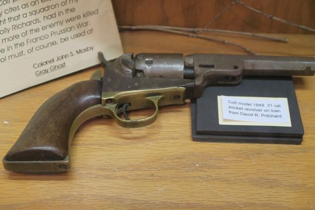 Colt Model 1840 .31 cal