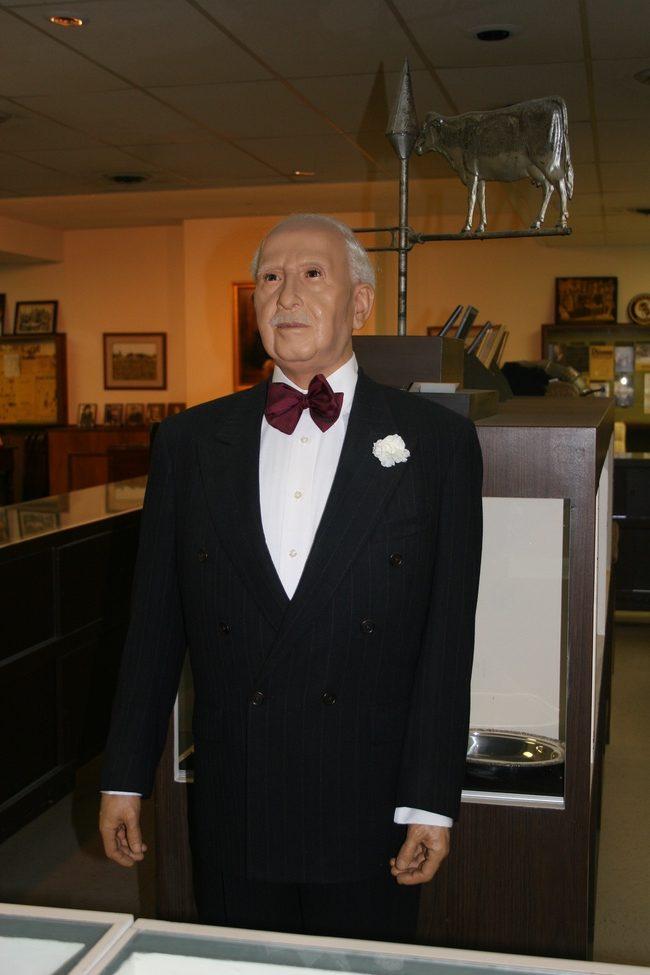 J.C. Penney in Museum in Hamilton