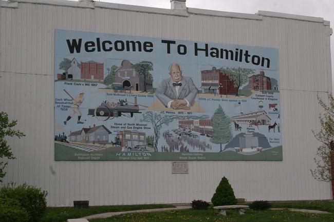 Hamilton MO