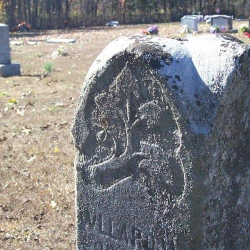 broken branch headstone Victorian tombstones