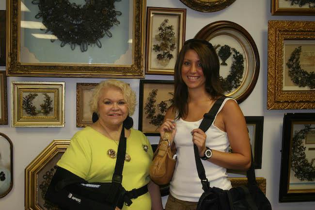 Leila's Hair Museum 2007