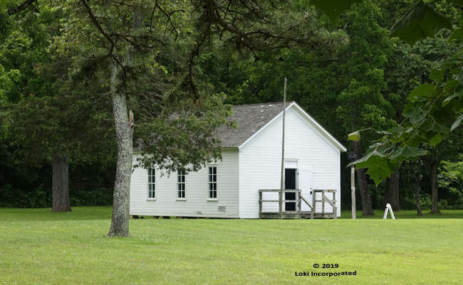 Story's Creek Schoolhouse