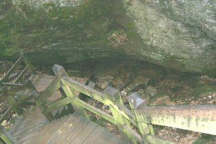 Devil's Icebox Rock Bridge memorial park