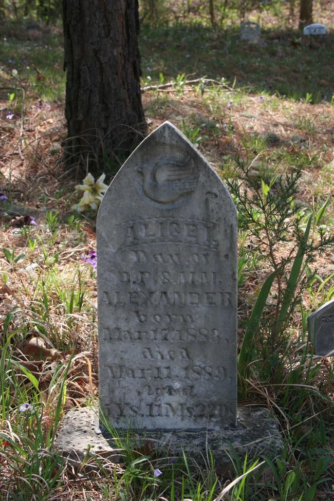 Ozark tombstone repatriation