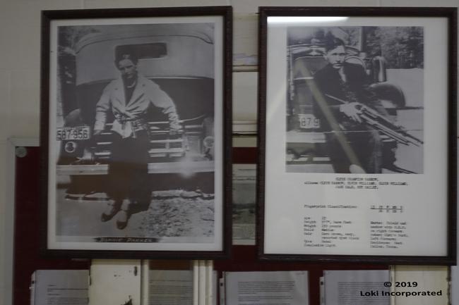 Joplin Museum Complex Bonnie & Clyde