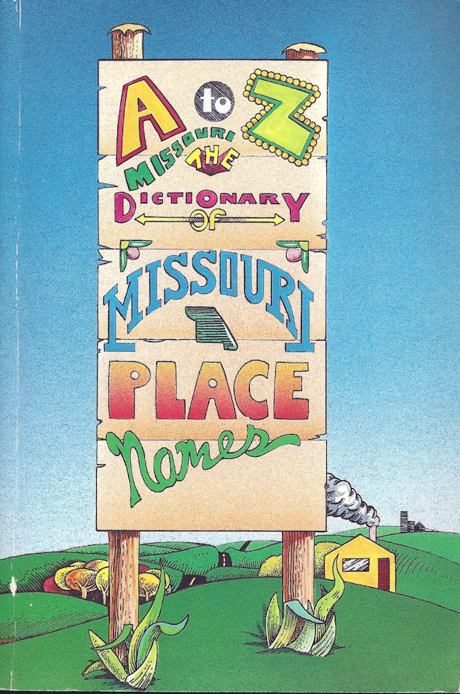 Missouri Place Names On and Near Hwy. 32