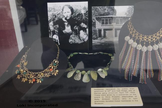 photos bonnie parker jewelry from joplin