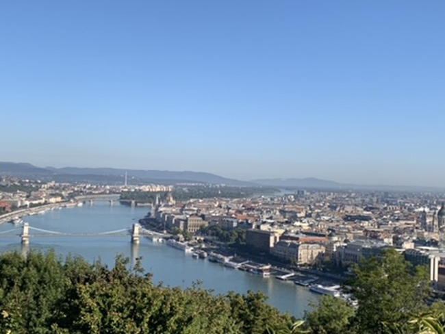 Viking River Cruise Day #1: Budapest