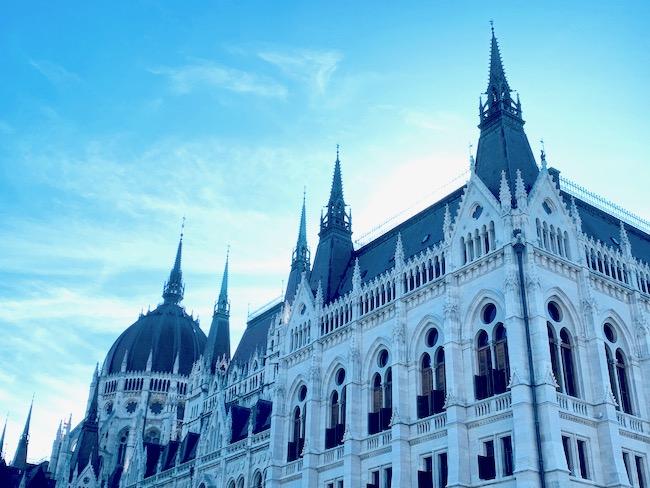 Hungarian parliament 1