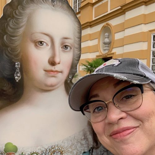 Maria Theresa at Melk